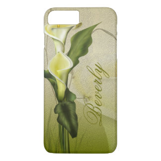White Calla Lily iPhone 8 Plus/7 Plus Case