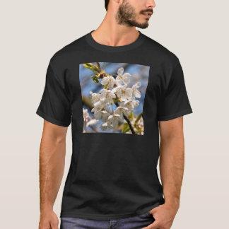 White Cherry bare OM T-Shirt
