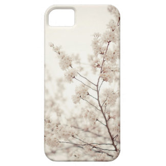 White Cherry Blossoms - Central Park Spring Case For The iPhone 5