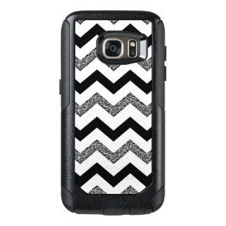 White Chevron Samsung Galaxy S7 Otterbox Case