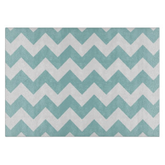 white chevron stripes cutting board