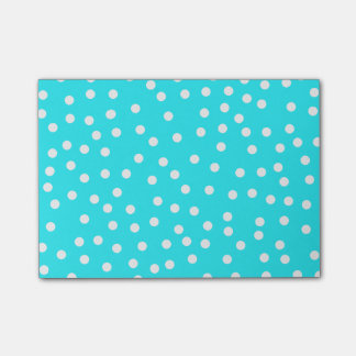 White Christmas Post It Notes
