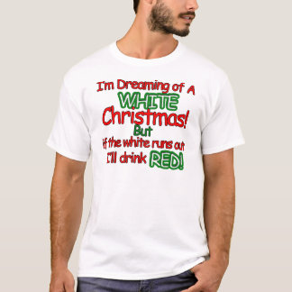 White Christmas T-Shirt