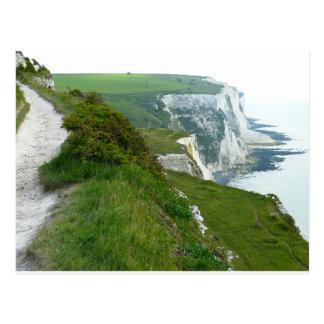 White Cliffs Of Dover Postcard