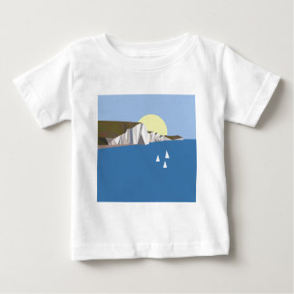 White Cliffs Summer Baby T-Shirt