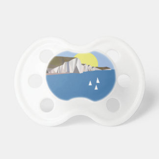 White Cliffs Summer Pacifier