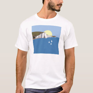 White Cliffs Summer T-Shirt