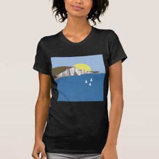 White Cliffs Summer T-shirts