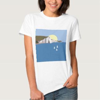 White Cliffs Summer Tshirt