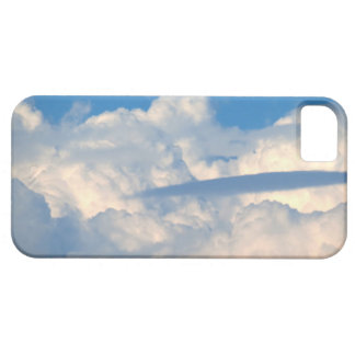 White Cloud 14 iPhone 5 Covers