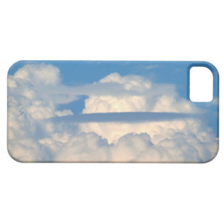 White Cloud 15 iPhone 5 Cover
