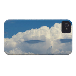 White Cloud 7 Case-Mate iPhone 4 Cases