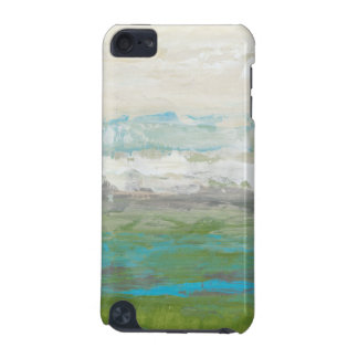 White Clouds Overlooking Beautiful Landscape iPod Touch (5th Generation) Case