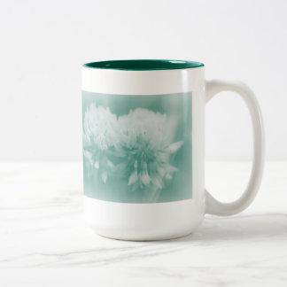 White Clover Wildflowers Mug