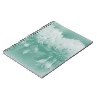 White Clover Wildflowers Notebook