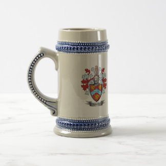 White Coat of Arms Beer Stein