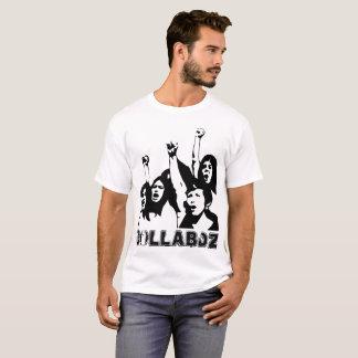 White Collabdz Freedom Shirt