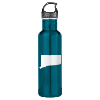 White Connecticut 710 Ml Water Bottle