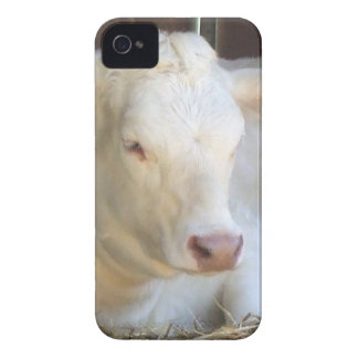 White cow iPhone 4 Case-Mate ID™ iPhone 4 Cases