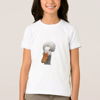 White Crested Duck T-Shirt