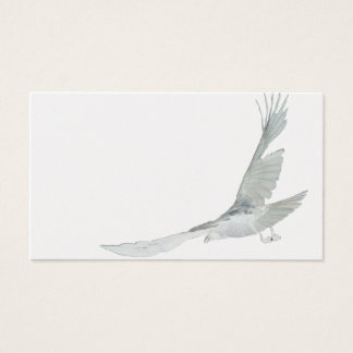 White Crow Business Card