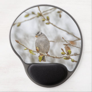 White-crowned Sparrow mousepad