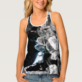 White Crystals in Black outer space Singlet