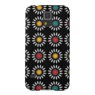 White daisies pattern galaxy s5 case