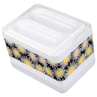 White daisy cooler