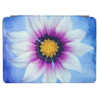 White Daisy Flower Closeup Floral Blossom iPad Air Cover