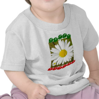 White Daisy Happy Easter Products Tshirt