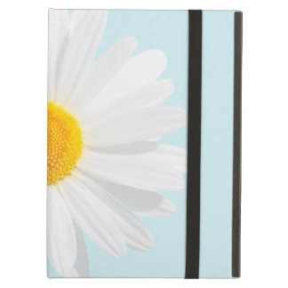 white daisy iPad air case