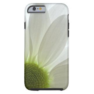 White Daisy Petals iPhone 6 Tough iPhone 6 Case