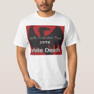 White Death Tour Basic T-Shirt