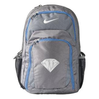 White Diamond for my sweetheart Backpack