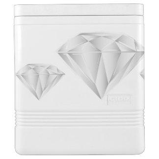 White Diamond for my sweetheart Cooler