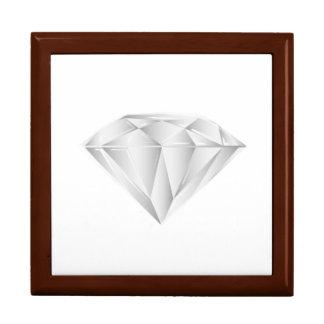 White Diamond for my sweetheart Gift Box