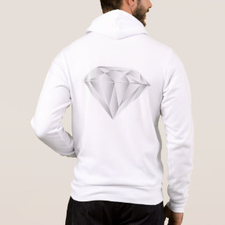 White Diamond for my sweetheart Hoodie