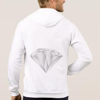 White Diamond for my sweetheart Hoodie