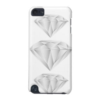White Diamond for my sweetheart iPod Touch (5th Generation) Case