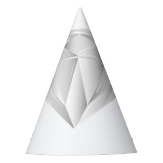 White Diamond for my sweetheart Party Hat
