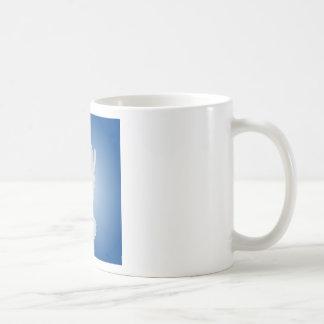 White Dove Coffee Mugs