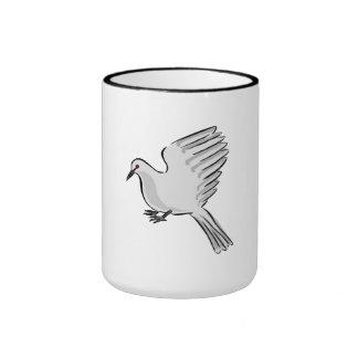White Dove Mug