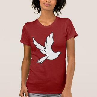 White Dove Tee Shirt