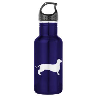 White Doxie 532 Ml Water Bottle