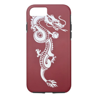 White Dragon iPhone 7 Case