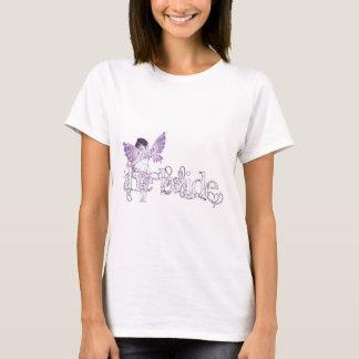 White Dress Fairy Purple - The Bride