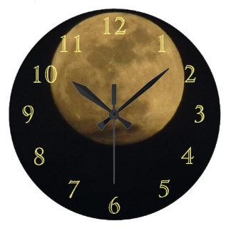 White Dwarf Planet Large Clock
