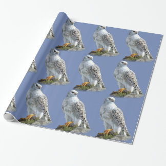 White Eagle Wrapping Paper