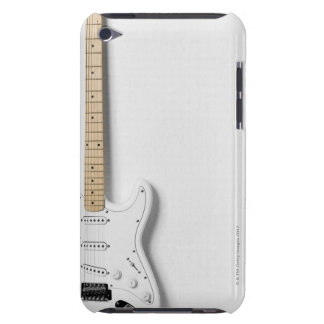 White Electric Guitar 3 iPod Touch Case-Mate Case